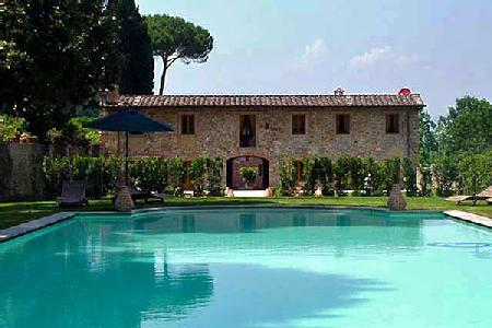 Villa Lucchese, a beautifully restored historic property with horseback riding - Image 1 - Lucca - rentals