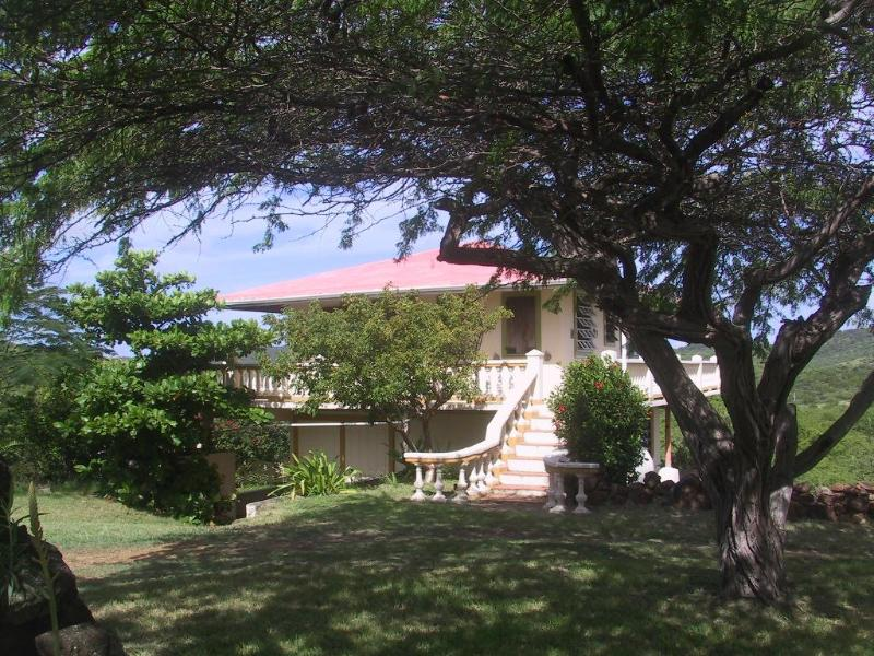 Casita Entrance - Casual Living with Spectacular Views - Culebra - rentals