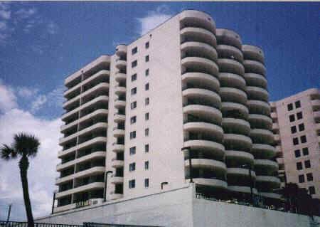 Daytona Beach ocean front condo - Image 1 - Daytona Beach - rentals