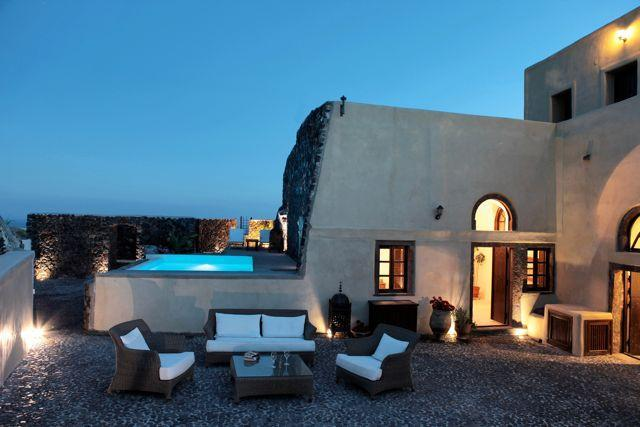 Mansion Kyani-Amazing Santorini villa-private pool - Image 1 - Santorini - rentals