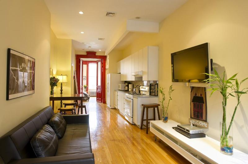1 BEDROOM CLASSIC APARTMENT - Classic: 1 Bedroom for 1 to 6 Guest - New York City - rentals