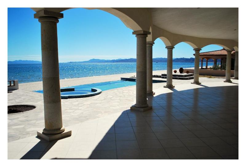 Enjoy your own private pool on your own beach! - Beautiful Baja Beach House With Pool On The Beach! - Mexico - rentals