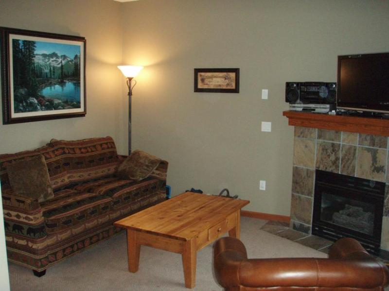 Living Room - Mark - Whistler - rentals