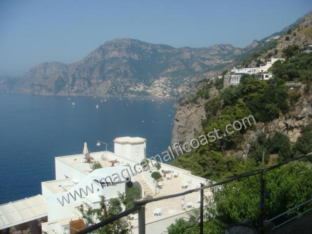 Casa Ambra 2 - with view to Positano and Capri - Image 1 - Praiano - rentals