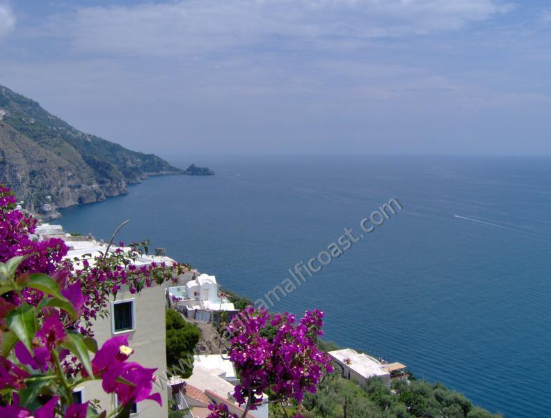 Casa Monika - apartment with seaview inAmalficoast - Image 1 - Praiano - rentals