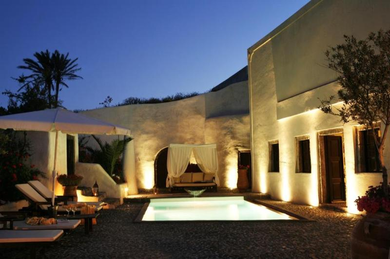 Mansion Sophia-Famous Santorini villa-private pool - Image 1 - Santorini - rentals