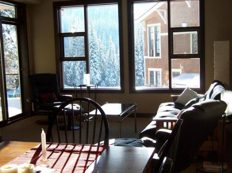 Comfortable home with flatscreen TV, free internet, fireplace and private hot tub. - Karin's Sun Peaks Retreat - Sun Peaks - rentals