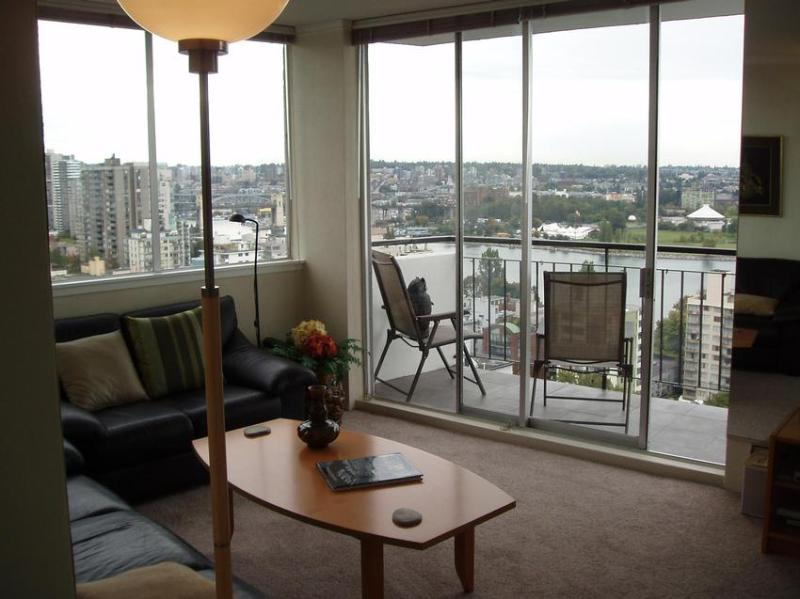 Living Room View - Dave Greer - Vancouver - rentals