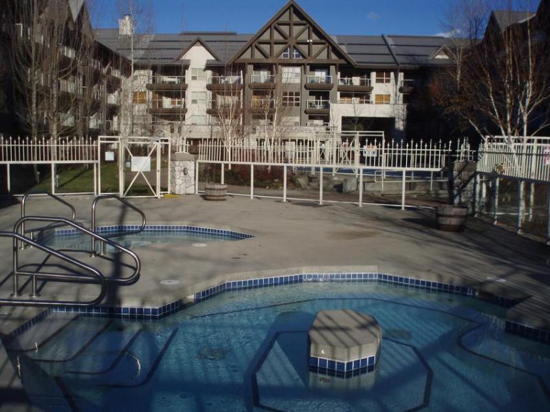 View of the Aspens - Whistler Condo - Ski In Ski Out - Whistler - rentals