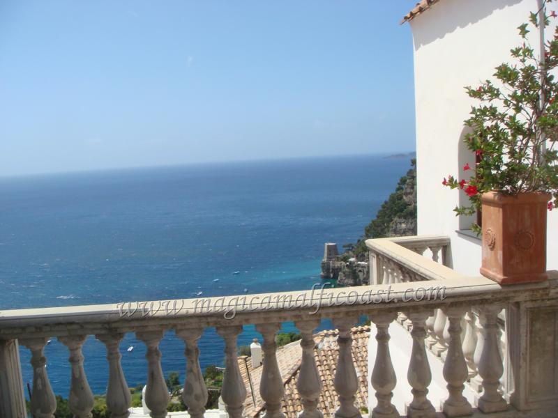 Villa Emma - in the heart of Positano - seaview - Image 1 - Positano - rentals