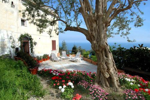 Villa Paradiso San Pietro - luxury seaview-villa - Image 1 - Amalfi - rentals