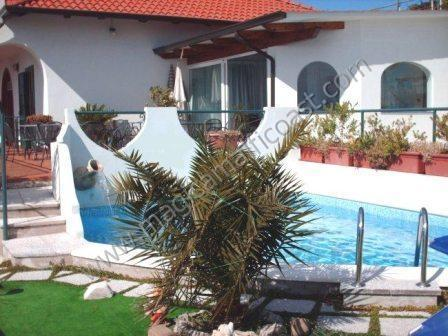 Villa Smeraldo - with pool and phantastic seaview - Image 1 - Furore - rentals