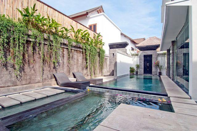Modern Water Garden Architecture - Ultra-Modern Seminyak Villa Great for Groups 2-7BR - Seminyak - rentals