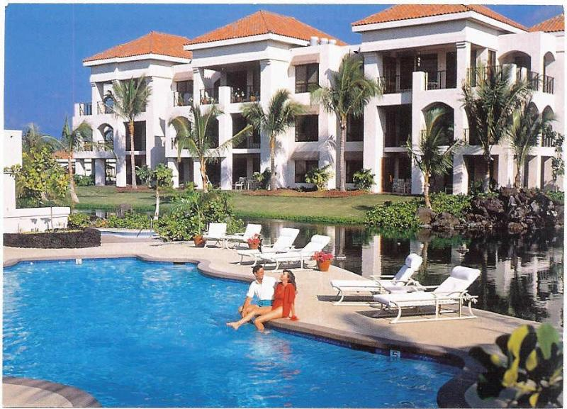Pool at the Shores - One BR*Walk to Beach*Senior Discounts*SUMMER $120* - Waikoloa - rentals