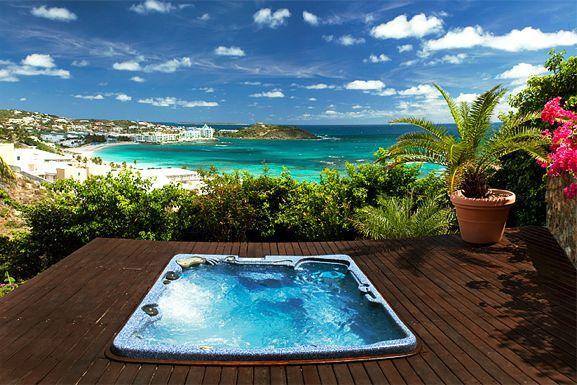 - Baywood Villa - Dawn Beach - rentals