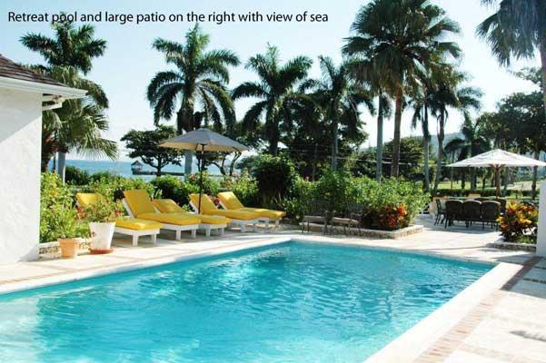 PARADISE TRYALL RETREAT 4 BEDROOM VILLA - Image 1 - Montego Bay - rentals