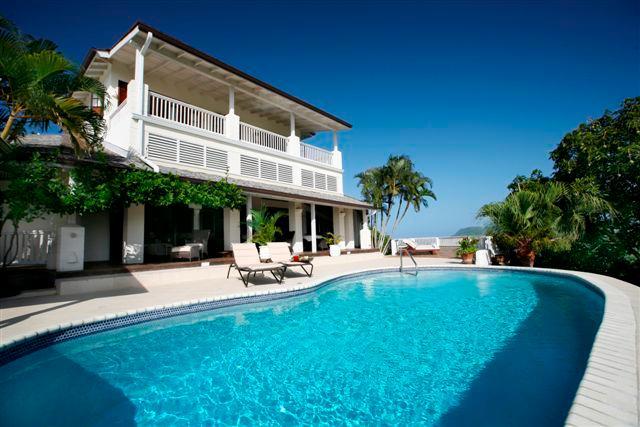 - Tamarind Villa - St Lucia - Cap Estate - rentals