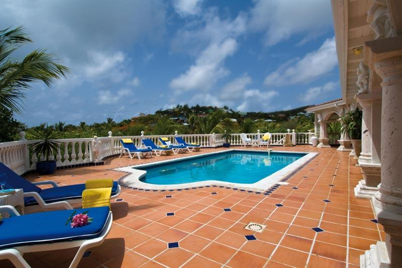 - Villa Belle Mer - Orient Bay - rentals