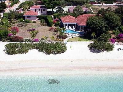 - Villa on the Beach - Mahoe Bay - rentals