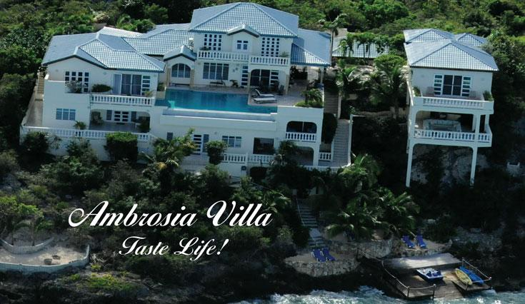 - Ambrosia Villa - Anguilla - rentals