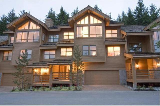 5 Star, Best Mountain View & Location, Whistler Village, 4 BR + Den, Ski-In - Image 1 - Whistler - rentals
