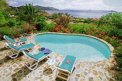 - Villa Del Sole - VG - Mahoe Bay - rentals