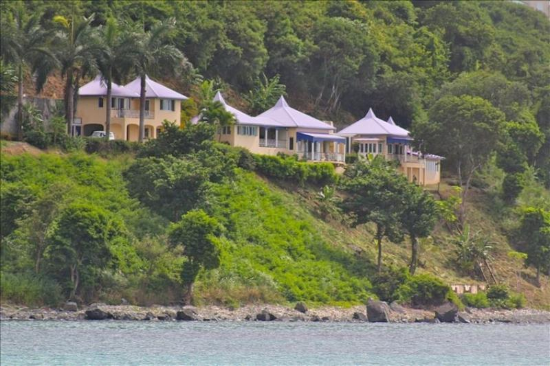 - Seven Peaks - Tortola - rentals