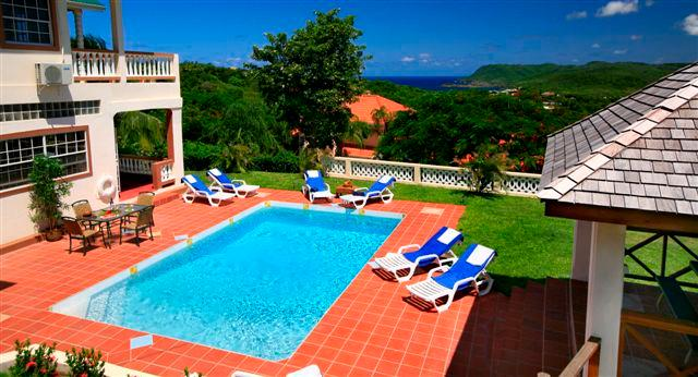 - Villa Decaj - Cap Estate - rentals