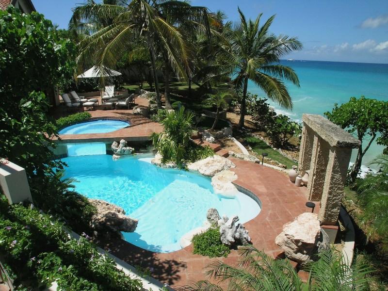 ALILESPJ at Barnes Bay, Anguilla - Ocean View, Beachfront, Pool - Image 1 - Barnes Bay - rentals