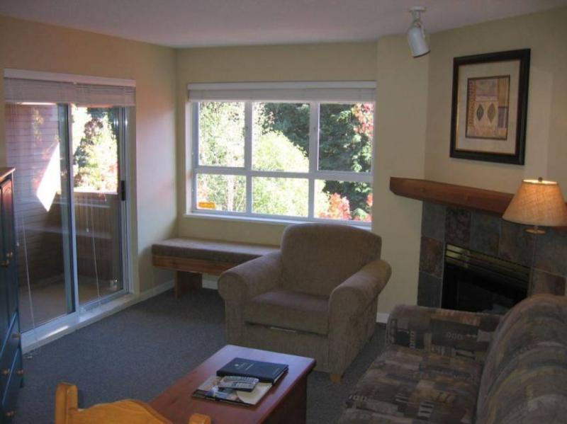 Enjoy a Glass of Wine in Front of Cozy Fireplace - Family Retreat - Whistler - rentals