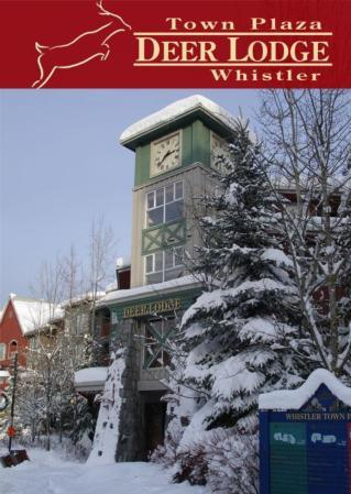 Deer Lodge, Whistler - Whistler, B.C., Deer Lodge, Town Plaza - Whistler - rentals