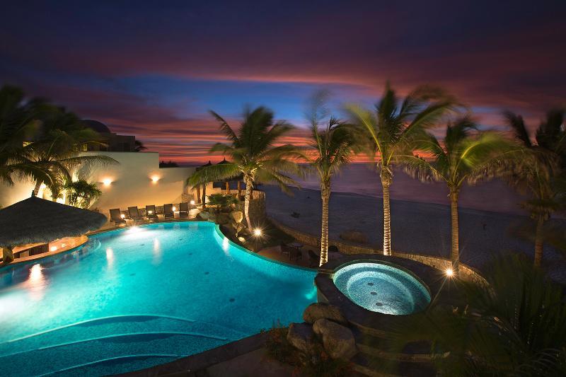 Sunrise over the Sea of Cortez - Beachfront Villa - San Jose Del Cabo - rentals