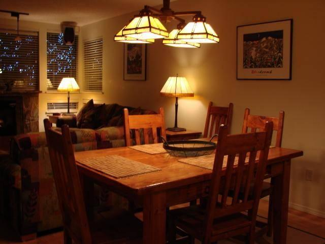 DINING AREA - JACK MCNEICE - Whistler - rentals