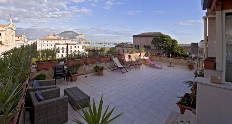 Dreaming Palermo panoramic terrace - Image 1 - Palermo - rentals