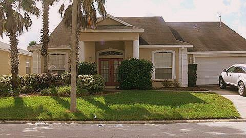 Frontage - 4 Bed Pool Villa nr Orlando with Disabled Access - Davenport - rentals