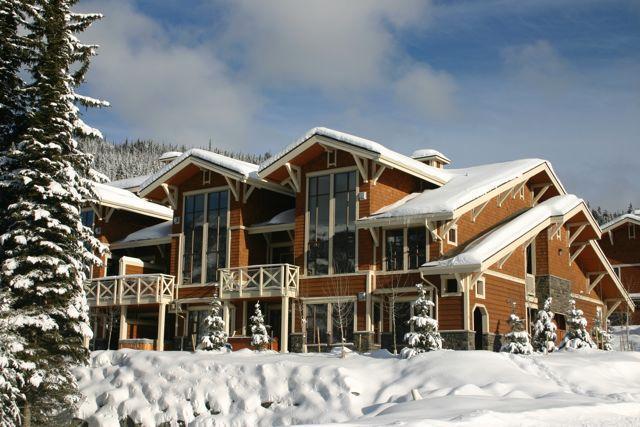 Ski in Ski out ! - Paradise Ski Condo - Sun Peaks - rentals