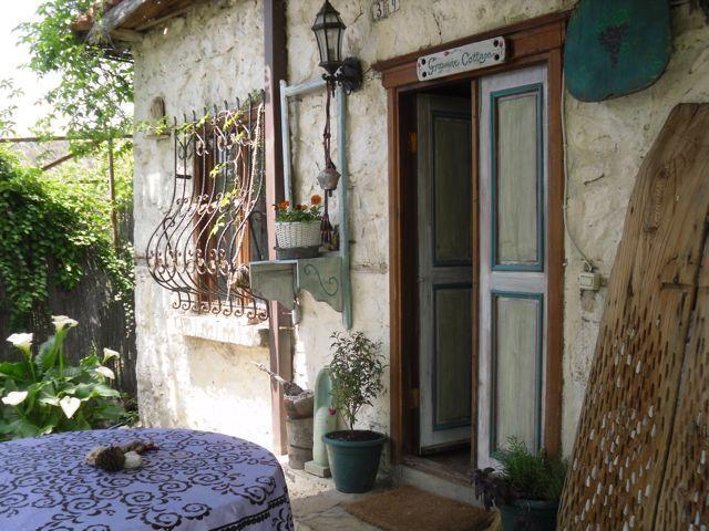grapevine cottage - GRAPEVINE COTTAGE Romantic Retreat KALKAN Islamlar - Kalkan - rentals
