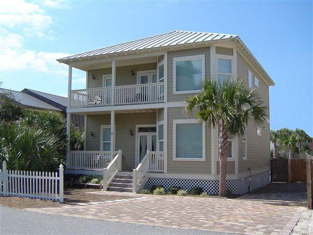 Jewel by the Sea, Sleeps 16 - New 6 BR/4 BA, Private Heated Pool,Free Wi-Fi - Destin - rentals
