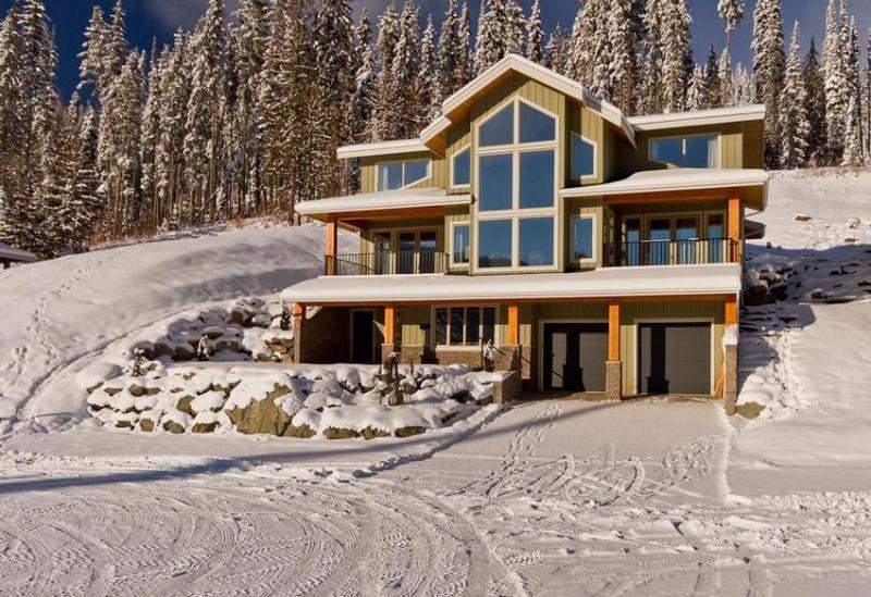 Winter 2010-11 - Sundance Chalet - Sun Peaks - rentals