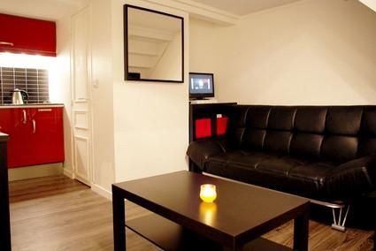 Beautiful 1 Bedroom Condo on Rue des Ecoles - Image 1 - Paris - rentals