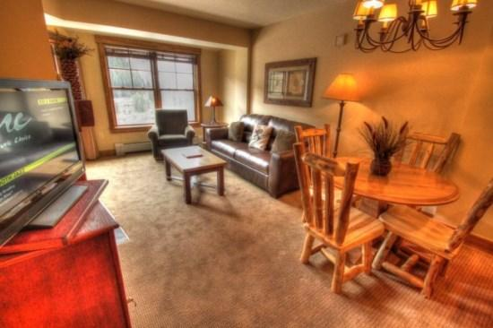 The Springs at River Run Village - 8902 The Springs 100 Yards to Gondola *1bedrm 1 bath 4th floor great view of slopes - Keystone - rentals