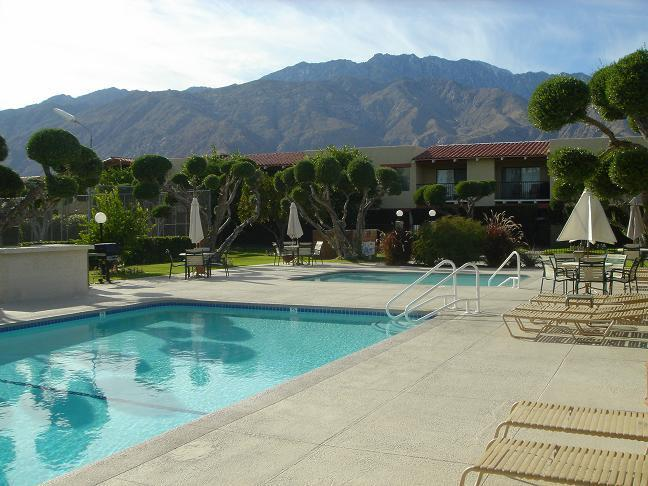 Pools and mountain views! - Sunny Palm Springs Desert Getaway - 3 Bed/2 Bath - Palm Springs - rentals