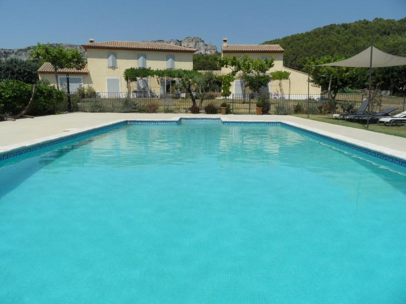 The large pool - Luberon Vacation Rental with Private Spa, Provence - Merindol - rentals