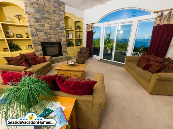 3720 Sunset - Ocean Front on Tillamook Head - Image 1 - Seaside - rentals
