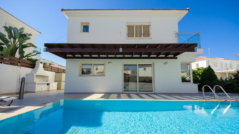 Oceanview Villa 015 - very close to the beach - Image 1 - Protaras - rentals