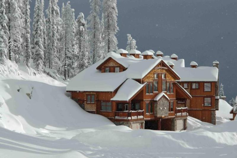 Arctic Fox - your dream chalet in the Enchanted Forest Location - ARCTIC FOX - British Columbia - rentals