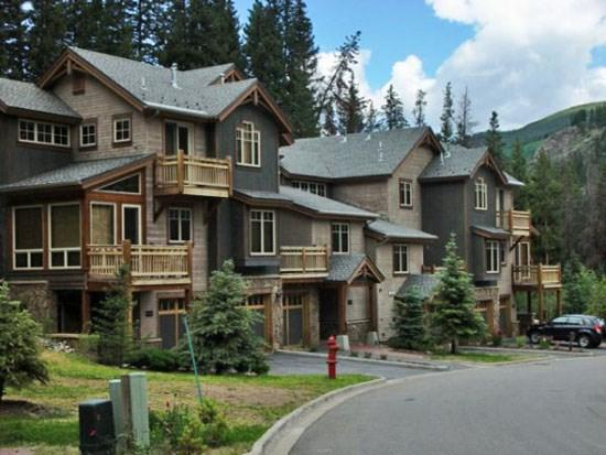 Settlers Creek Keystone Colorado vacation rentals and lodging at discount prices - 6551 Settlers Creek TwnHms - Keystone - rentals