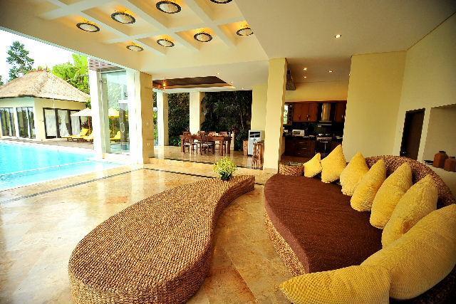 Huge Sofa - Casablanca Suite - 4 Beds Huge Private Pool - Jimbaran - rentals