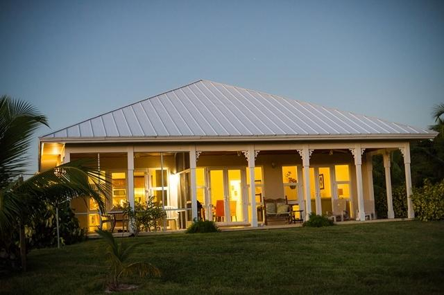 Villa at night - Hideaway Bahamas Villa, privately secluded and sec - Freeport - rentals