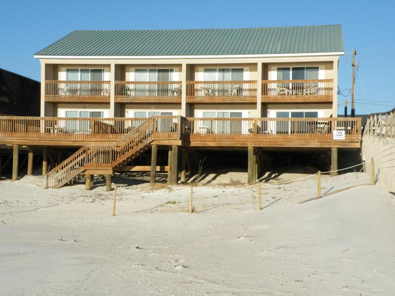 Beach View - Beachfront Townhouse in Panama City Beach, FL - Panama City Beach - rentals
